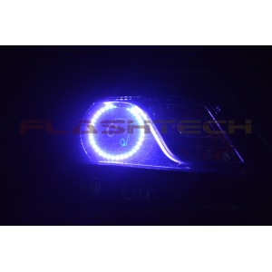 flashtech Chevrolet Impala V.3 Fusion Color Change halo headlight kit 2014 + 2014 + CY-IM14-V3H