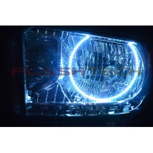 flashtech Toyota Tundra V.3 Fusion Color Change LED Halo Headlight Kit (2014 +) 2014 + Tundra TO-TU1415-V3H