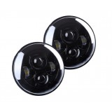 "Flashtech 7020 7""  LED Headlight Assemblies (pair)"