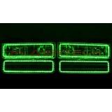 Chevrolet 1500 V.3 Color Change upper & lower blinker halo headlight kit (1988-1998 OBS)