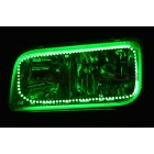 GMC Yukon Denali V.3 Fusion Color Change LED Halo Headlight Kit (1999-2000)