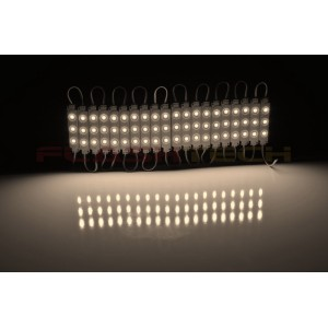 flashtech Waterproof 3 LED Pods - Warm White Flexible Strip FTLED-3POD-WW