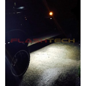 flashtech Waterproof 3 LED Pods - White Flexible Strip FTLED-3POD-CW