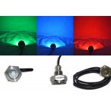 Flashtech 27W LED Fusion Color Change Marine Drain Plug