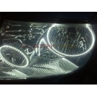 Ford F150 White LED HALO HEADLIGHT  KIT (2004-2008)