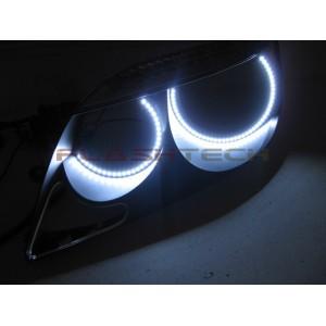flashtech SCION TC White LED HALO HEADLIGHT  KIT (2005-2007) TC 05-07 SC-TC0507-WH