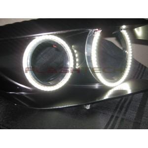 flashtech SCION TC White LED HALO HEADLIGHT  KIT (2008-2010) TC 08-10 SC-TC0810-WH