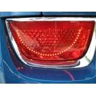 Chevrolet Camaro White LED HALO TAIL LIGHT KIT Afterburner (2010-2013)