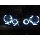 Lincoln Mark LT White LED HALO HEADLIGHT  KIT (2006-2008)