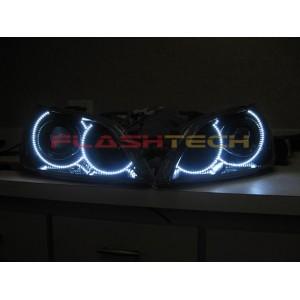 flashtech Lexus is300 White LED HEADLIGHT HALO KIT (2001-2005) Is300 LX-IS30105-WH