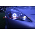 Mazda Rx-8 White LED HALO HEADLIGHT  KIT (2004-2008)