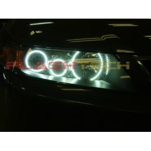 Acura TSX White LED HALO HEADLIGHT KIT (2004-2008)