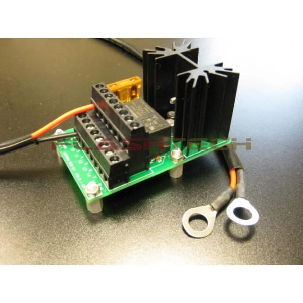 Flashtech adjustable v voltage regulator