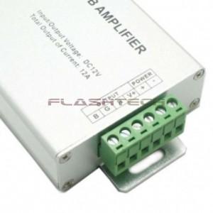 flashtech RGB Amplifier 4A/Ch Aluminum Accessories FTRGB-AMP