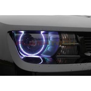 flashtech Chevrolet Camaro RS V.3 Fusion Color Change halo headlight kit (2010-2013) 10-13 Camaro CY-CARS1013-V3H