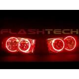 Dodge RAM V.3 Fusion Color Change LED Halo Headlight Kit (2002-2005)