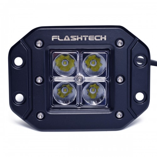 Hyundai Round Rock >> Flashtech LED Fog Light: 4 led Flush mount