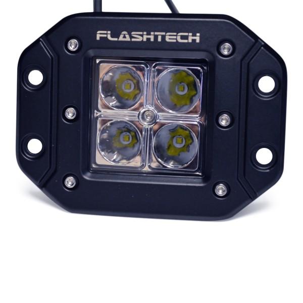 Flashtech Led Fog Light 4 Led Flush Mount