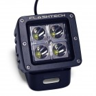 Flashtech LED Fog Light: 4 led standard mount