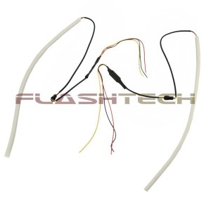 flashtech Flashtech Flexible Dual Color Switchback LED Tube Strips Pre Made Kits FTLED-FLEXSTRIP