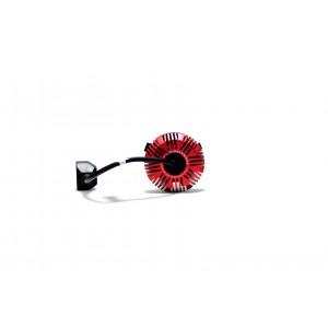 F4 LED Headlight Bulbs: H4 Bulb Size  FTF4-H4.6