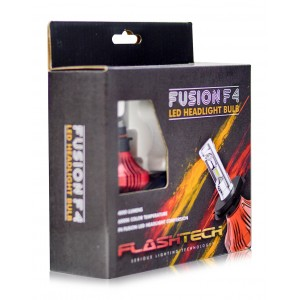 F4 LED Headlight Bulbs: P13W Bulb Size  FTF4-P13W.6