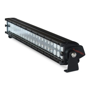 flashtech Flashtech Black LED Light Bar - Dual Row 21 inch Dual Row FT-B212621