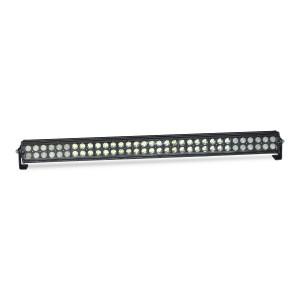 flashtech Flashtech Black LED Light Bar - Dual Row 32 inch Dual Row FT-B219832