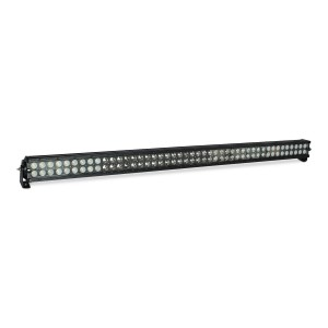 flashtech Flashtech Black LED Light Bar - Dual Row 43 inch Dual Row FT-B227043