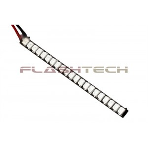 flashtech Flashtech Flex - 3 inch Amber LED strip Pre Made Kits FTFS35-3A