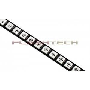 flashtech Flashtech Flex -  V.3 Fusion Color Change 4 inch LED strip Pre Made Kits FTRGB-50503