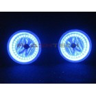 Dodge Challenger V.3 Fusion Color Change LED Halo Fog Light Kit (2008-2014)