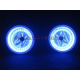 Mitsubishi Lancer V.3 Fusion Color Change halo Fog light kit (08-16)