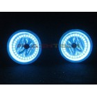 Chrysler Sebring V.3 Fusion Color Change LED Halo Fog Light Kit (2008-2010)