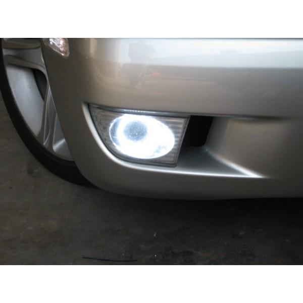 Lexus Is300 White Led Halo Fog Light Kit 2001 2005