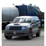 JEEP GRAND CHEROKEE White LED HALO FOG LIGHT KIT (2005-2010)