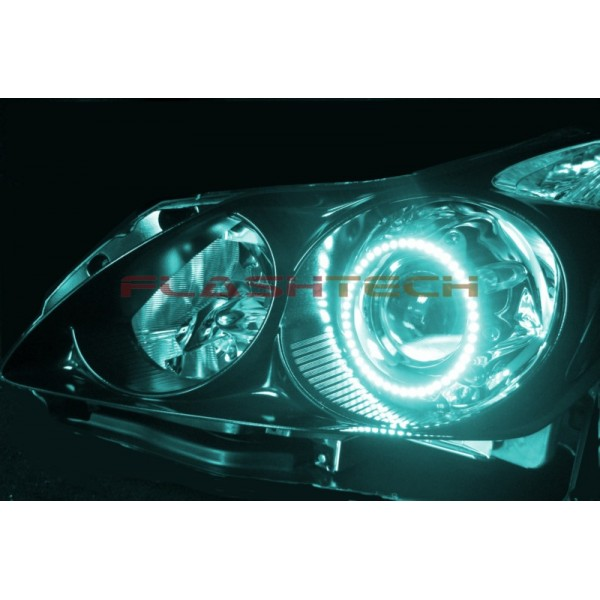 2013 Infiniti Ex Interior: Flashtech V.3 Color Change Halo Headlight Kit For Infiniti
