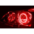 Flashtech V.3 Color Change Halo Headlight Kit for Infiniti G37 Coupe 2008-2013