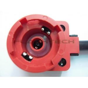 flashtech Flashtech AMP Ballast to D2S D2R D2C Xenon HID Connector Plug Adapter HID FTHID-D2AMPC