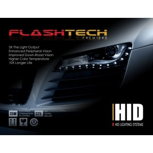 flashtech Flashtech Premiere 32v HID Ballast HID Ballasts FTPHID-32V