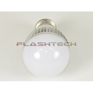 flashtech E27 9 Watt LED Light Bulb - Standard LED Bulb Replacement - Warm White COMMERCIAL FT-E27-9w-H