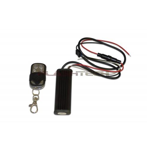rgb key fob remote w   rock light connection