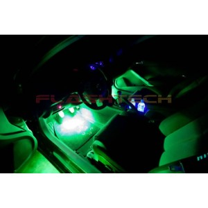 flashtech Flashtech fusion RGB Universal footwell lighting Kit Pre Made Kits FTRGB-FTWELL