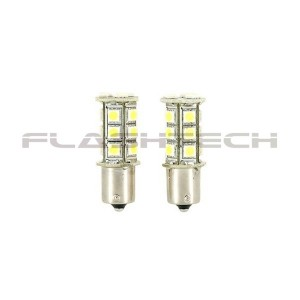 flashtech Flashtech 1156 18 SMD Led bulb: White 1156 FT1156-18W