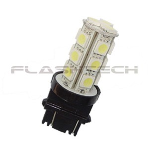 flashtech Flashtech 3157 18 SMD Led Bulb - White SMD FT3157-18W