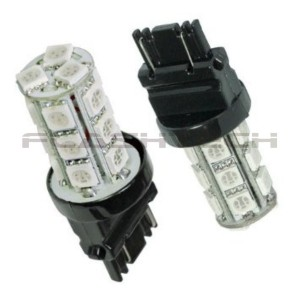 flashtech Flashtech 3157 18 SMD Led Bulb - Amber SMD FT3157-18A