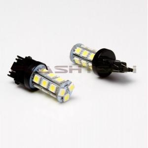 flashtech Flashtech 3157 18 SMD Led Bulb - Amber SMD FT3157-18A