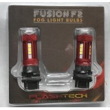 F2 Fusion 18W High Power LED Exterior bulbs: 9005/H10 bulb size