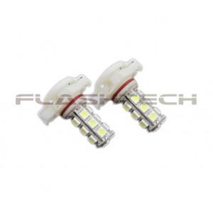flashtech Flashtech 5202 H16 18 SMD Led FOG Light Bulb SMD FT5202-18W