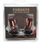 F2 Fusion 18W High Power LED fog light bulbs: 5202 bulb size